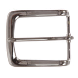 "1 1/2"" (40 mm) Nickel Free Single Prong Rectangular Belt Buckle"