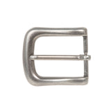 "1 1/8"" Single Prong Square Horseshoe Belt Buckle"
