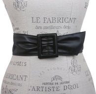 Women's High Waist Non Leather Fashion Sash Belt