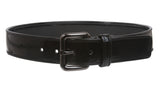 Ladies Piping Edged Patent Leather High Waist Fashion Belt