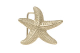 Five Petal Starfish Belt Buckle