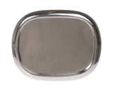 Plain Oval Belt Buckle