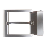 1 1/4 Inch (34 mm) Nickel Free Clamp Belt Buckle