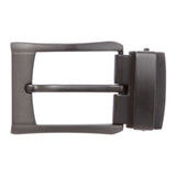 "Nickel Free 1 1/4"" (34 mm) Clamp Belt Buckle for Replacement or Leather Craft"