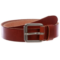 Classic Italian Leather Vintage casual Belt