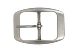 "1 1/4"" (31mm) Single Prong Oval Belt Buckle"