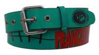Snap on Frankenstein Ink Printed Belt