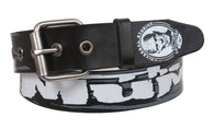 Snap on THE MUMMY Printed Belt