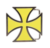Iron Cross Independent Belt Buckle