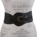 "Women's 3"" Wide High Waist Fashion Stretch Belt"