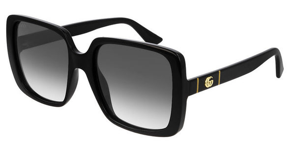 Gucci GG 0632S 002 Acetate Sunglass for Women