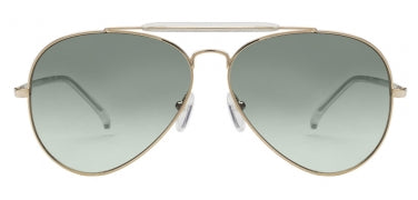 Calvin Klein CK 1419S Metal Aviator Sunglass For Men