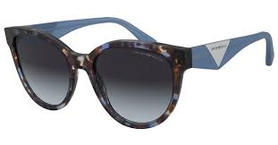 Emporio Armani EA 4140 Cat Eye Acetate Sunglass For Women
