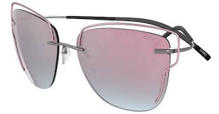 Silhouette 8162 Metal Sunglass For Women
