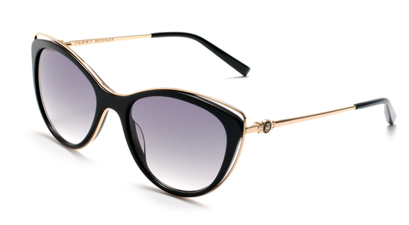 Tommy Hilfiger TH 9063 Acetate-Metal Sunglass For Women
