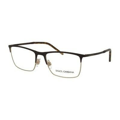 Dolce & Gabbana DG 1309 Metal Frame For Men