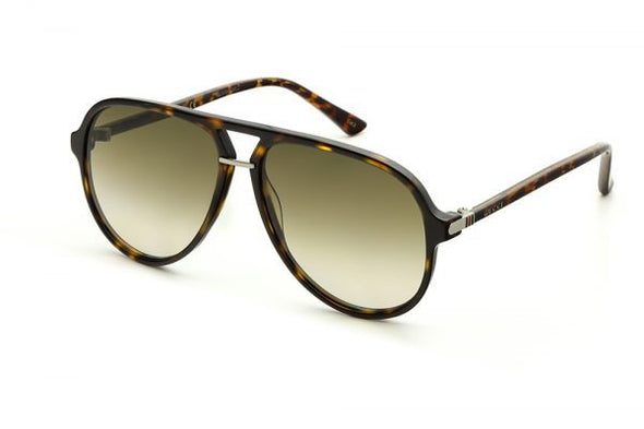 Gucci GG 0015S Acetate Sunglass For Men