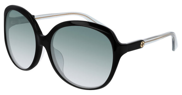 Gucci GG 0489SA Acetate Sunglass For Women