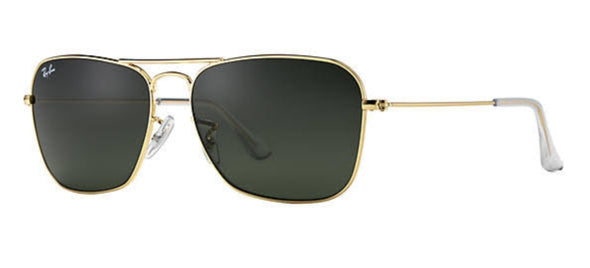 RayBan RB3136 Rectangle Men Sunglass