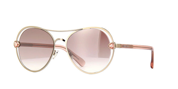 Jimmy Choo SARAH/S EYRNQ Sunglass  For Women