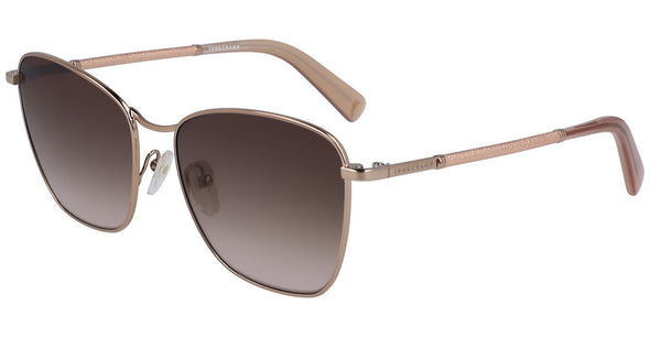 Longchamp LO 113SL Metal Sunglass For Women