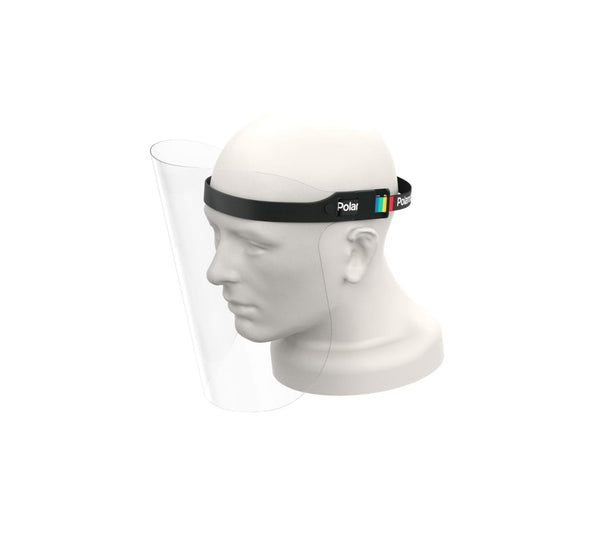 Polaroid Protective Face Shield