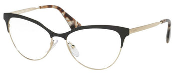 Prada PR 55s Cat Eye Metal Frame for Women