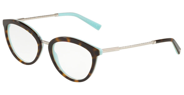 Tiffany & Co. TF 2173 Acetate-Metal Frame For Women
