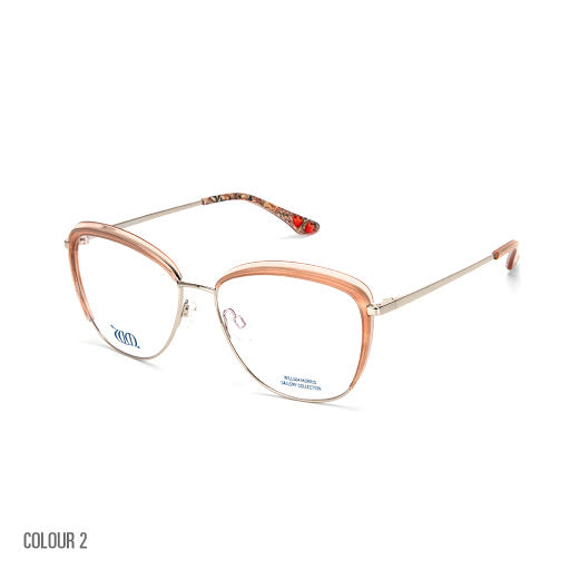William Morris Golden Lily Metal Frame For Women