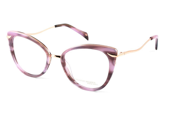 William Morris Black Label PALOMA Acetate-Metal Frame For Women