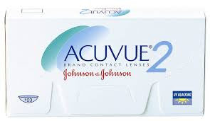 Acuvue 2 Bi-Weekly Disposable Soft Contact Lenses- 6 Lens Pack
