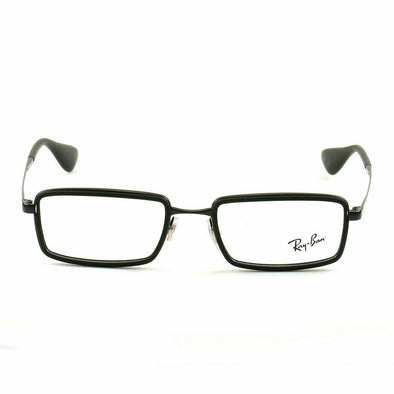 Ray Ban RB 6337 Acetate Metal Combo Frame For Men