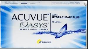 Acuvue Oasys with Hydraclear 2 week Disposable Lenses - 12 Lens Pack