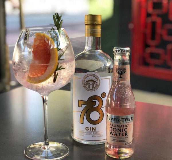 'World Gin Day' Dinner Saturday June 8th