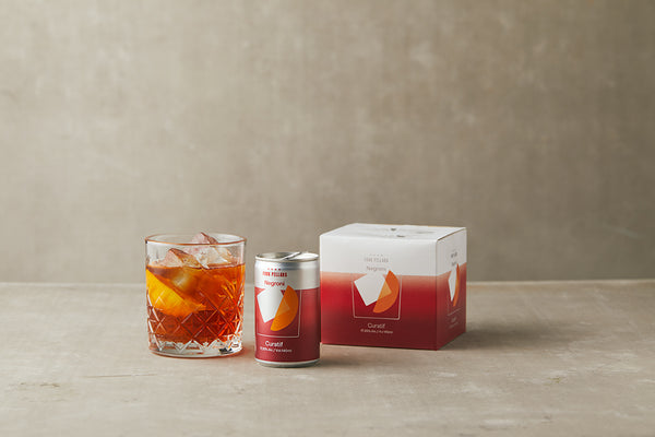 Negroni 'Curatif' Cans