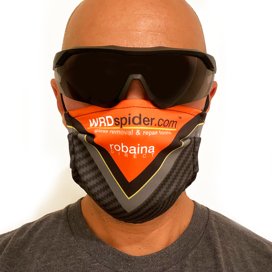 WRDspider® Facemask