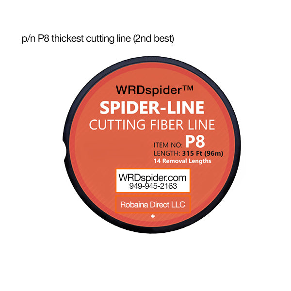 A-GRT-05-P8 - WRD Spider Line P/N P8(second best pick - heavy duty line)