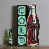 Applique Murale Vintage LED Cold Coke