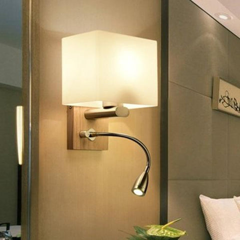Applique Murale LED Moderne de Style Nordique