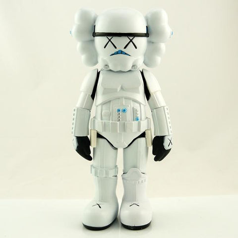 Figurine Storm Trooper by Kaws (Anniversaire Star Wars)