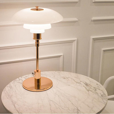 Lampe de Table Design Danois