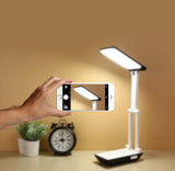 Lampe de Table Pliable à LED Portable et Rechargeable