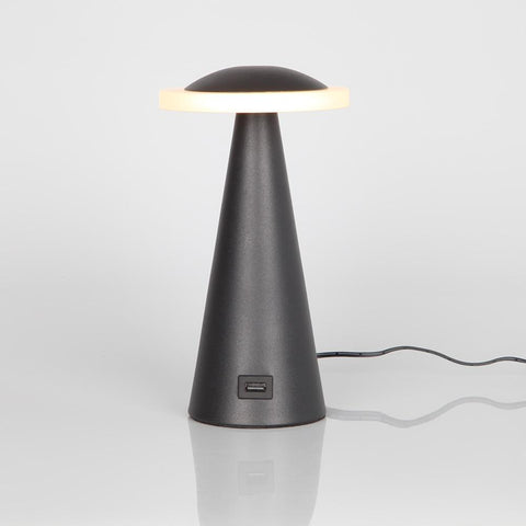 Lampe de Table Design Tactile à LED avec Prise USB