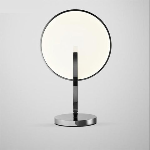 Lampe de table postmoderne en métal - Lee Broom Ring