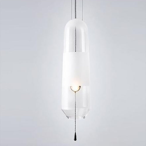 Suspension Moderne LED E27 en Verre - GUISSET