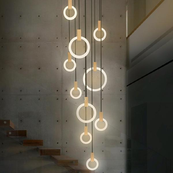 Suspension Moderne LED - OLYMPE