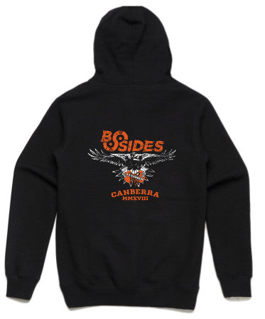 BSides Canberra 2018 Hoodie