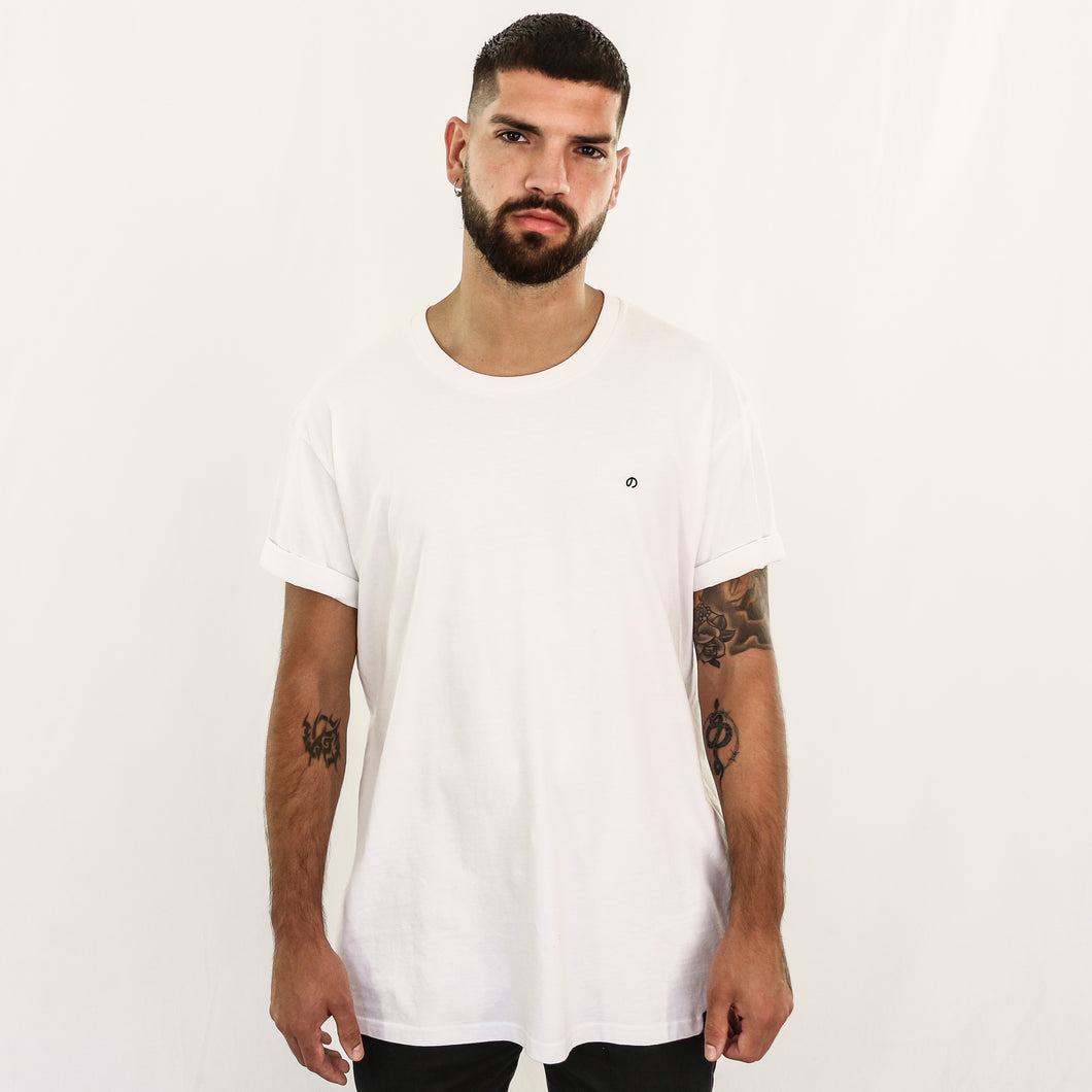 Saibu No Akuma Essential Lifestyle T-Shirt - White