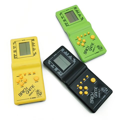 Classic Childhood Tetris Game Toy