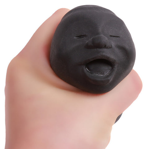 Anti Stress Ball - Human Face Doll